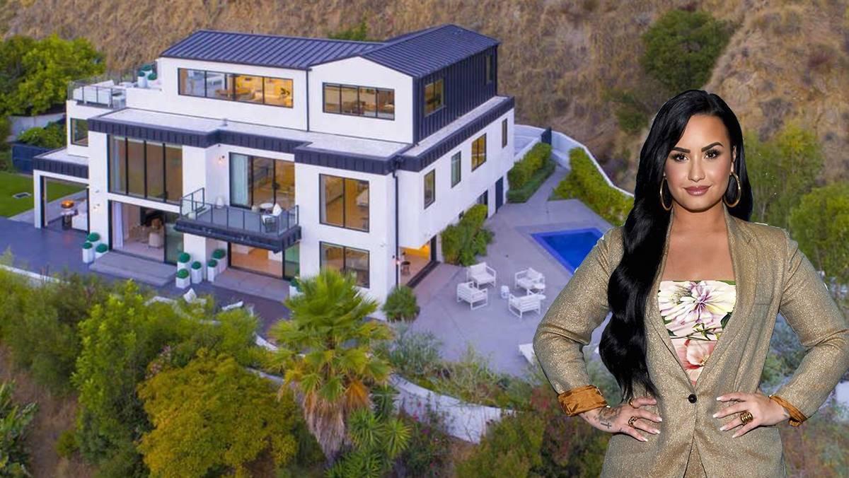 Demi Lovato vende su casa de Los Ángeles