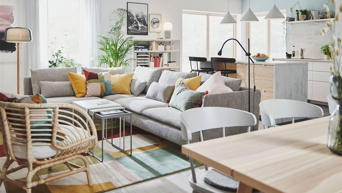 Te avanzamos las novedades del nuevo catálogo de Ikea 2021